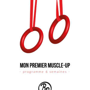 Mon premier Muscle Up